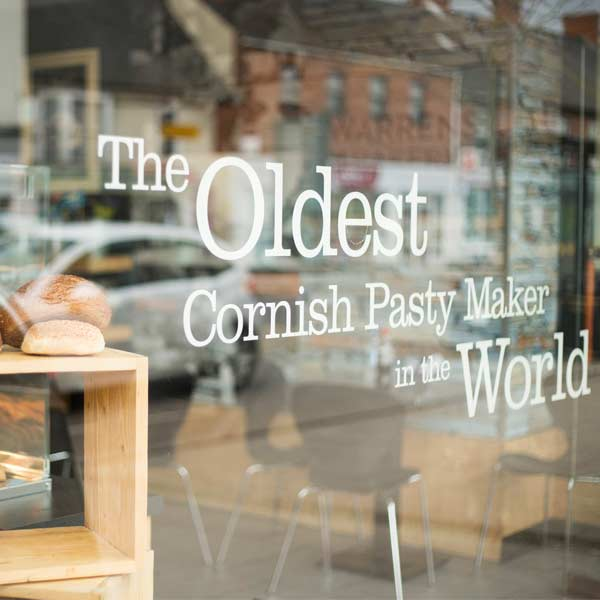 Warren's Bakery, the oldest Cornish pasty maker in the world