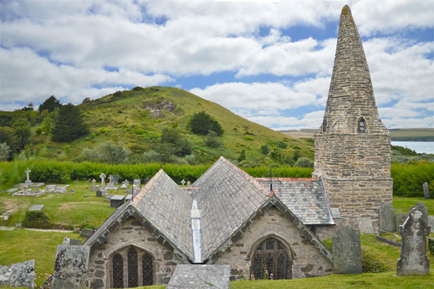 Church buried for 300 years