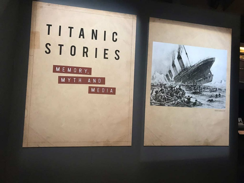Titanic Stories